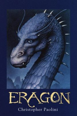 Eragon book cover